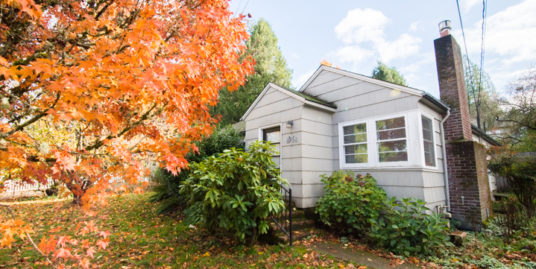 4914 SW Boundary Street, Portland, Oregon