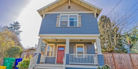 848 N Buffalo Street, Portland, Oregon