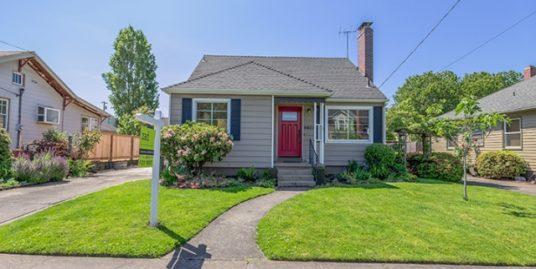 6605 N Burrage Avenue, Portland, Oregon