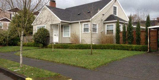 5403 N Burrage Ave, Portland, Oregon
