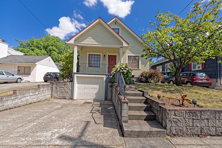 7252 N Jordan Ave, Portland, Oregon